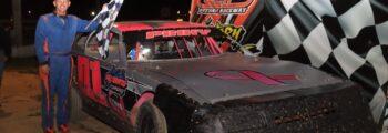 Thunder Stock Feature Winner: #01 Jason Garver